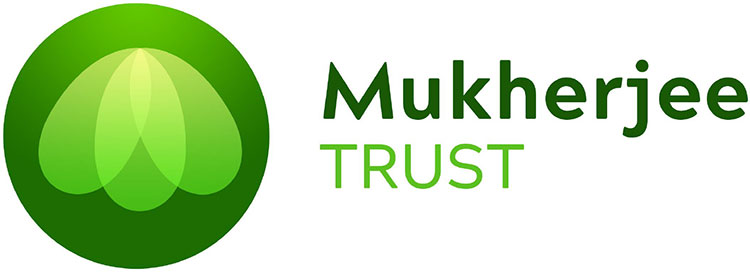 The Johnson and Mukherjee Charitable Trust Logo