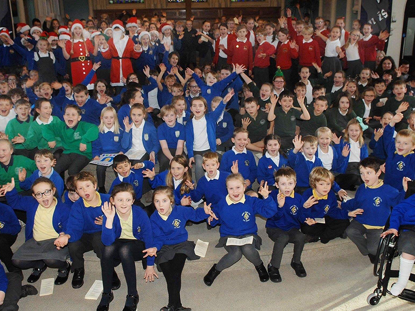2018 Ripon Carol Service - a great success! Featured Image