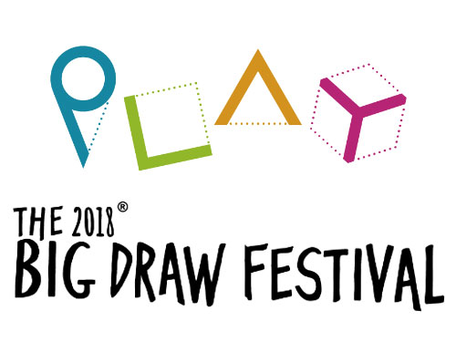 PLAY - The 2018 Big Draw Festival Featured Image